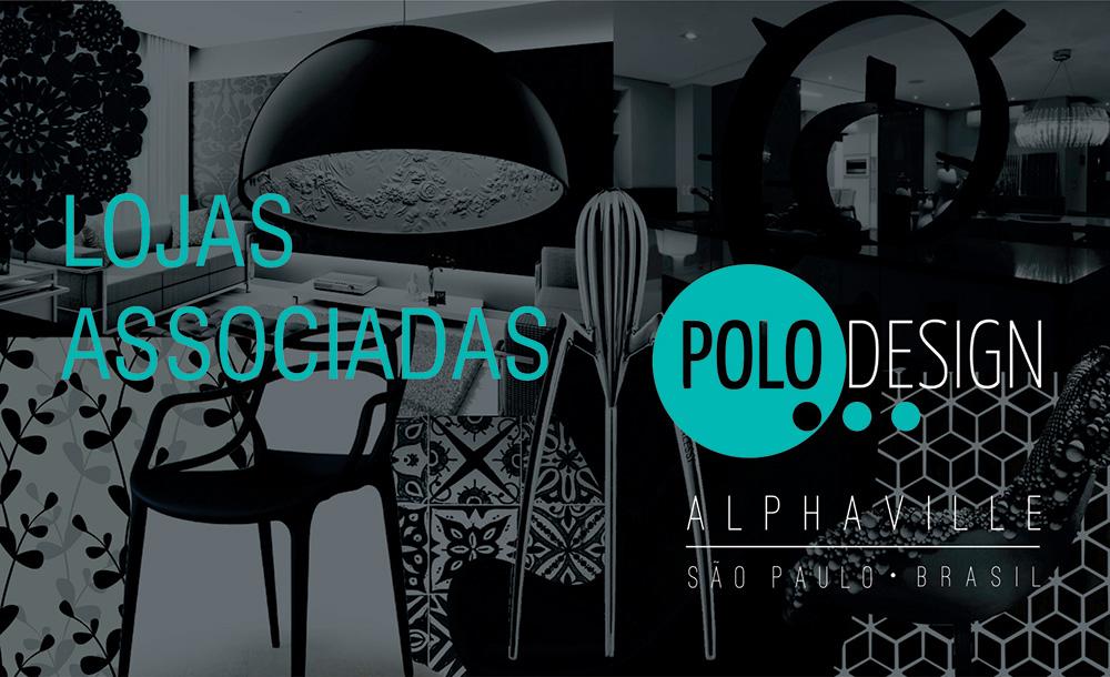O Polo Design Alphaville congrega as melhores lojas nos segmentos de design  e decoração da região. Conheça e junte-se a nós no plano de incentivos 2016. 0e40cb0d33