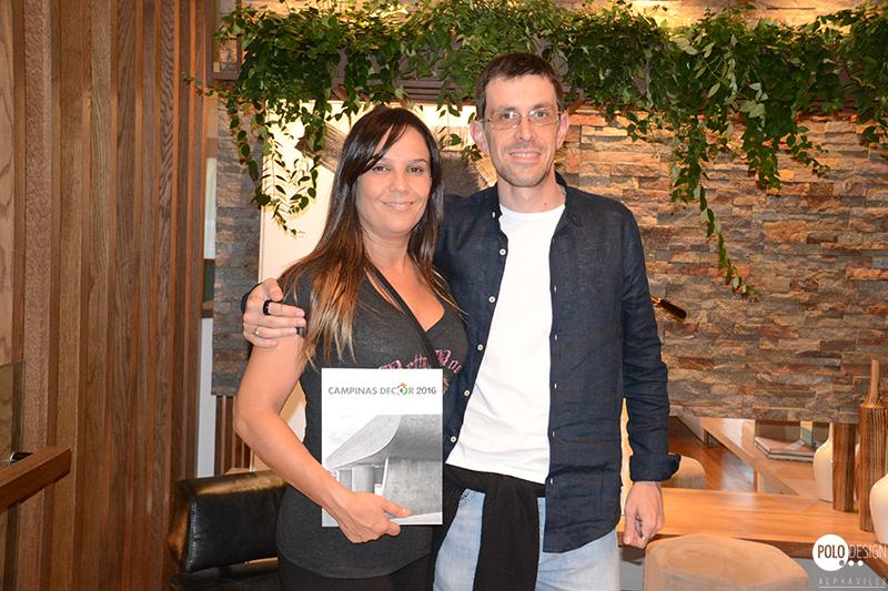 Alessandra Squassoni e Tiago Munerati