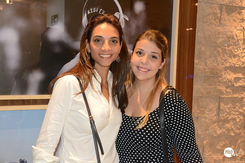 Cris Assaf e Beatriz Gazzelli